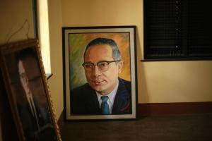 U Thant maleri