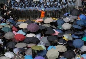 166Hong Kong Democracy Protest