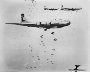 B-29s-firebombs